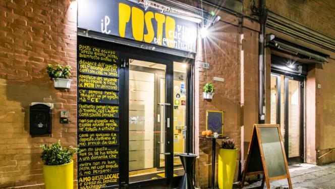 Entrata - Il Posto, Bologna