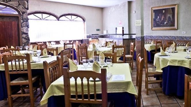 Vista Salón - Sotero, Madrid