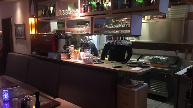 Het restaurant - Casa Pino, Amsterdam