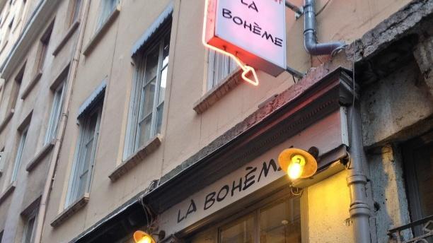 Vue extérieure - La Bohème, Lyon