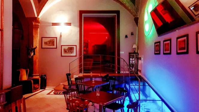 Salone ristorante - RASNA  Birreria - Bistrot & Burger _ Cocktail Bar, Firenze