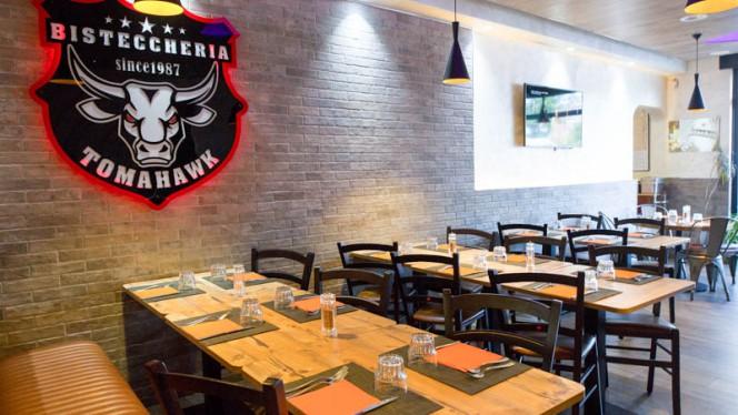 Salone ristorante - Bisteccheria Tomahawk, Rome