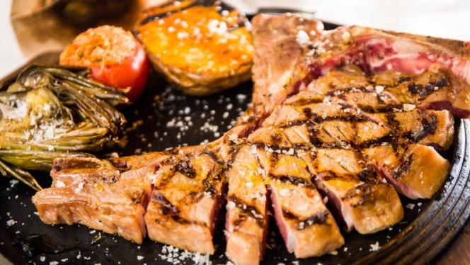 Sugerencia del chef - Pulpería Can Lampazas - Buenos Aires, Barcelona