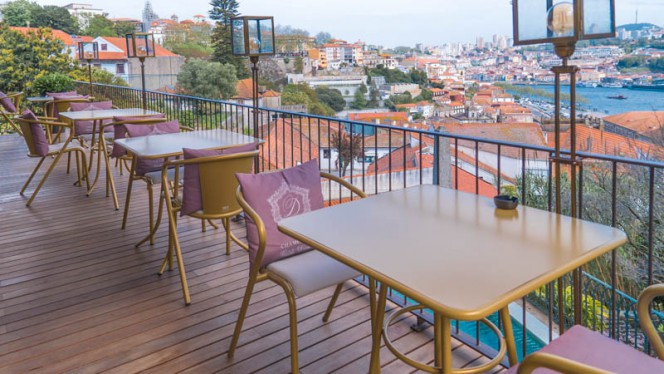 Esplanada - Digby Restaurante Bar, Porto
