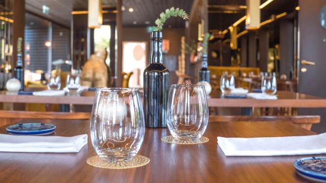Sala - Digby Restaurante Bar, Porto