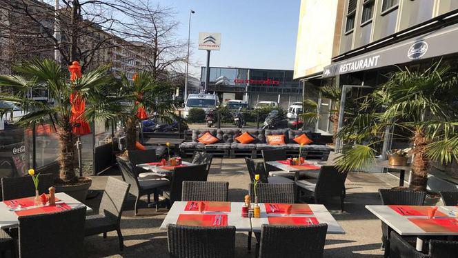 Terrasse - Racer Café,