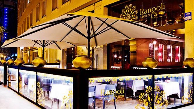 Rangoli 9 - Rangoli, Barcelona