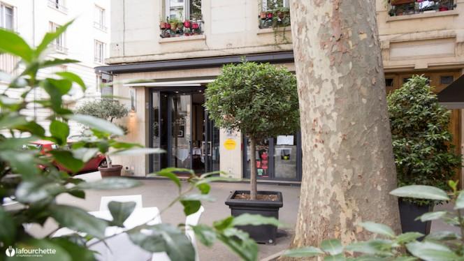 Entrée - Maison Clovis, Lyon