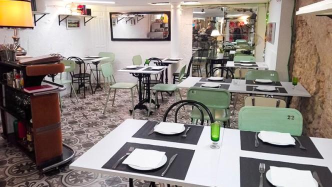 Sala del restaurante - l'onze, Vilafranca Del Penedes