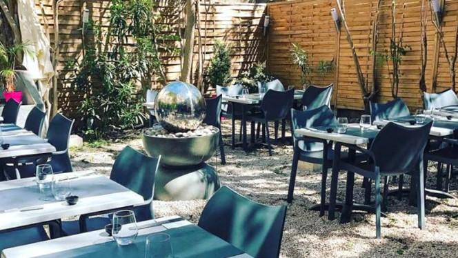 Salle du restaurant - Sugu, Marseille