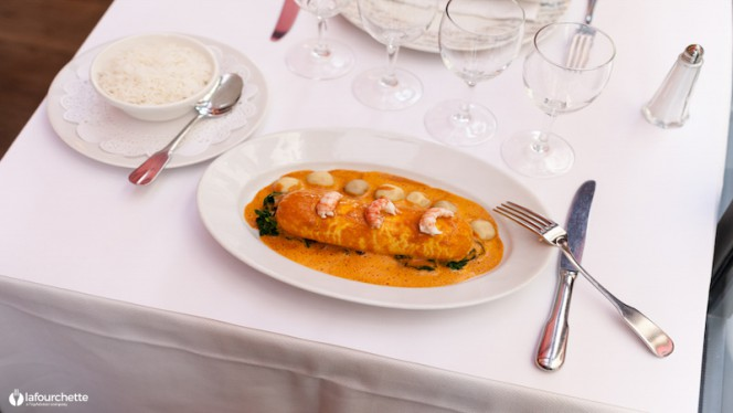 suggestion du chef - Brasserie Le Nord, Lyon