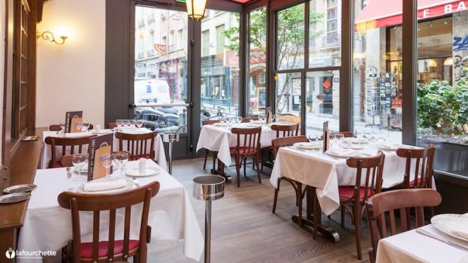 veranda - Brasserie Le Nord, Lyon