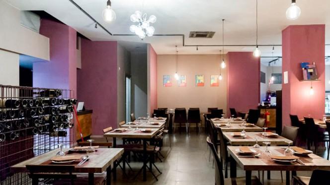 sala - Hana Ristorante Coreano, Milan