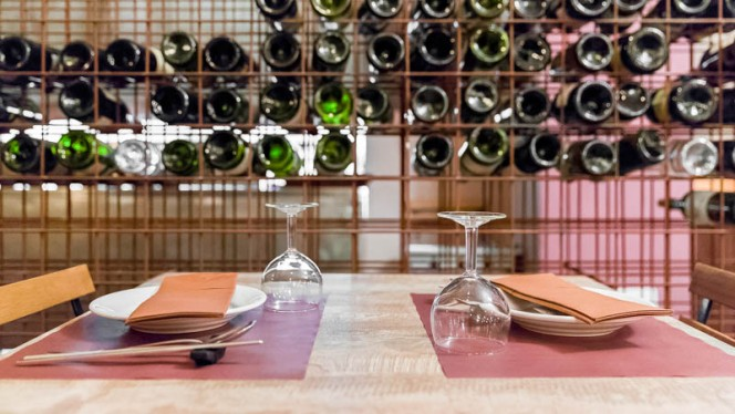 tavolo - Hana Ristorante Coreano, Milan