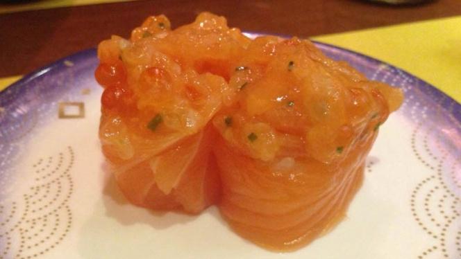 salmone - Zen Sushi Restaurant, Milan
