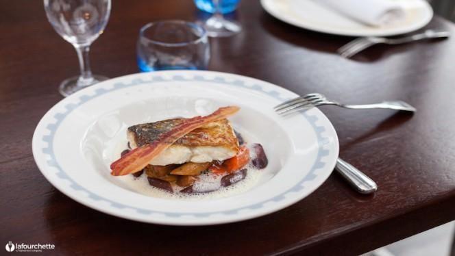Suggestion du chef - Brasserie L'Ouest, Lyon