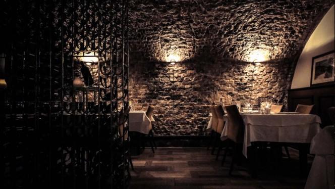 Interieur restaurant - Cantina di David, Utrecht