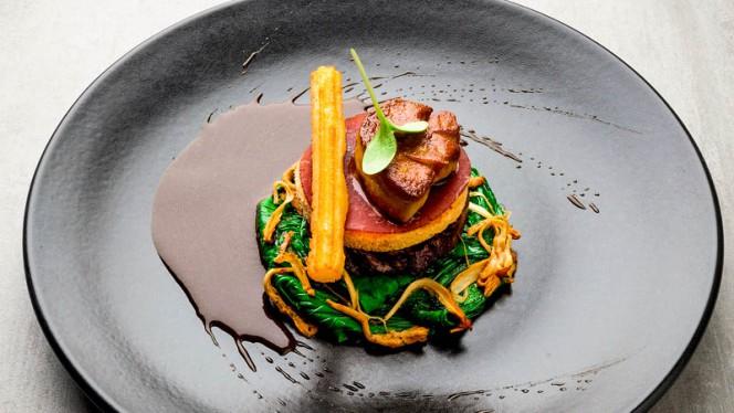 Suggestie van de chef - Cantina di David, Utrecht