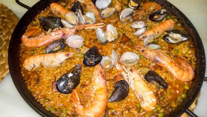 Sugerencia del chef - Restaurant Cafetería Casino Vilafranca, Vilafranca Del Penedes