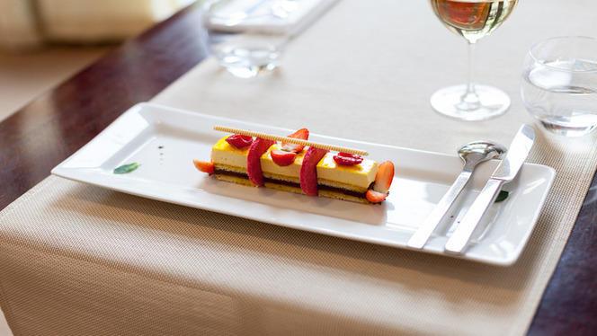 Dessert - Le Lounge - Warwick Reine Astrid, Lyon