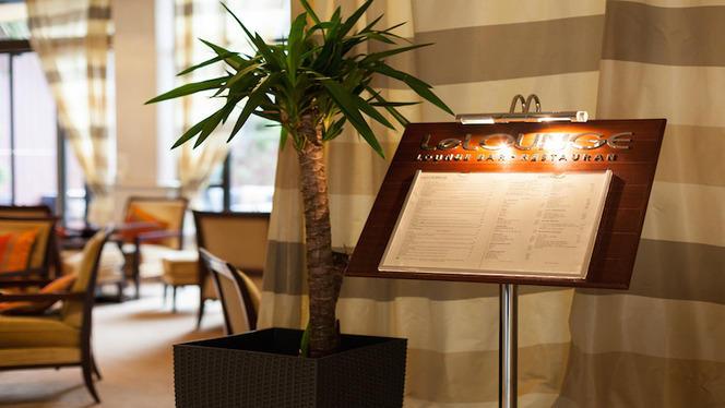 Vue carte - Le Lounge - Warwick Reine Astrid, Lyon