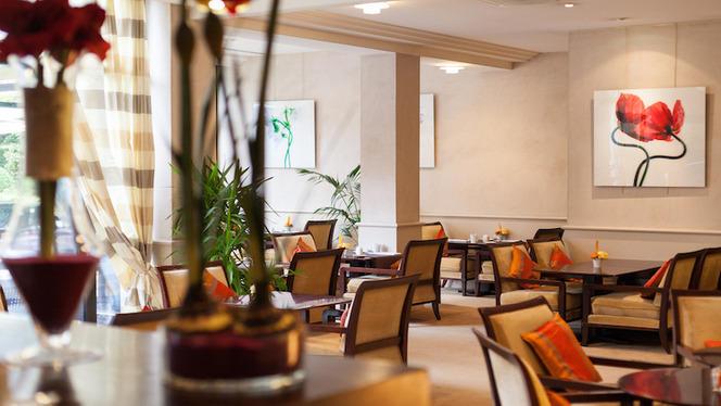 Vue salle - Le Lounge - Warwick Reine Astrid, Lyon