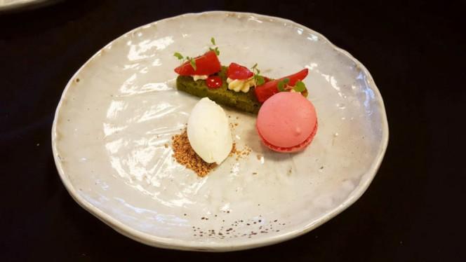 Suggestie van de chef - Parker's (Rosarium), Amsterdam