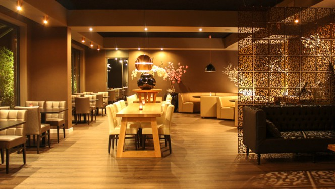 Nieuwe restaurantzaal - Mchi, Amsterdam