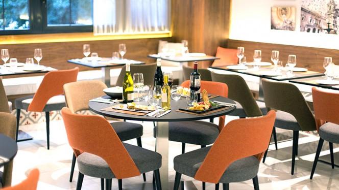 La sala - El Taller Restaurante Madrid, Madrid