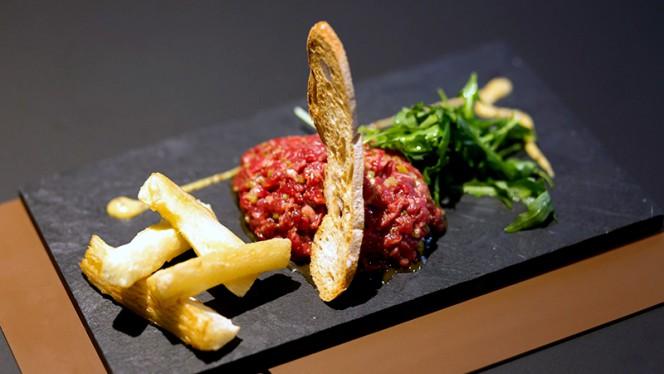 Sugerencia del chef - El Taller Restaurante Madrid, Madrid