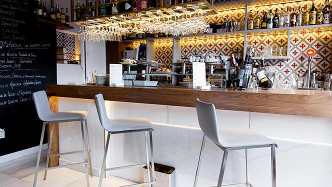 Vista barra - El Taller Restaurante Madrid, Madrid
