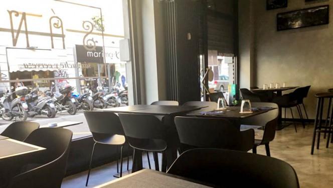 Veduta dell interno - Sán, Milan