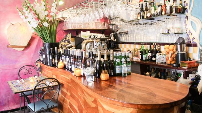 Bar - Saturnino, Amsterdam