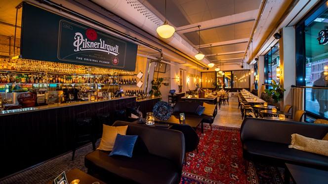 interior - Fleming Beer & Food, Stockholm