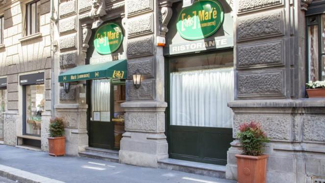 Facciata - Mar'è - il Buon Gusto, Milan
