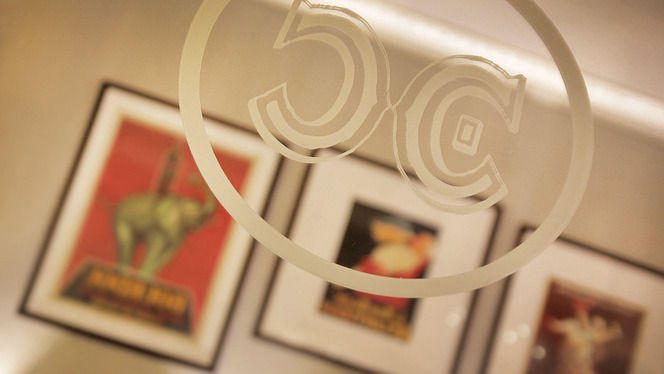 detalle decoración - Café Emma, Barcelona