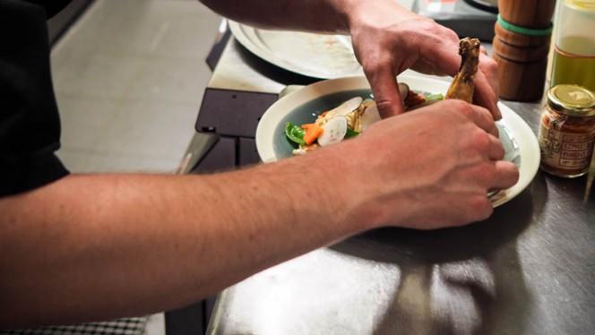 Cuisine - La Fine Mousse, Paris