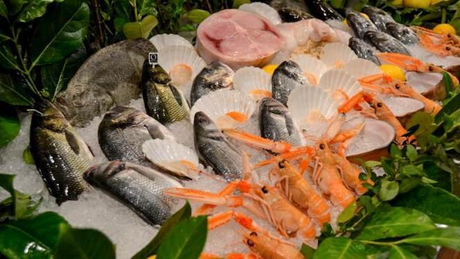 Il pesce freco - L'Infinito, Milan