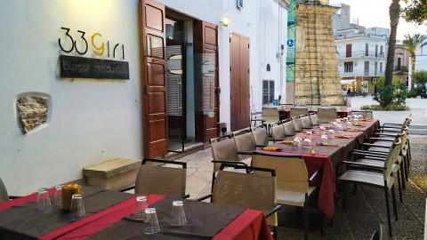 33 Giri Burger Restaurant, Campi Salentina