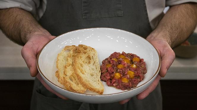 Sugerencia del chef - La Tartarería - Raw Food, Barcelona