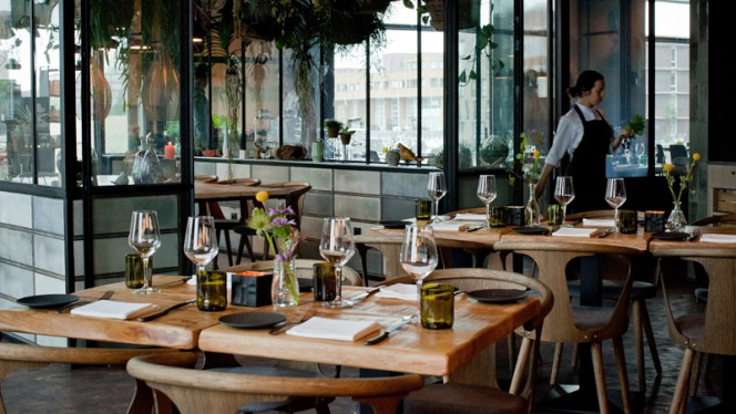Restaurant - Restaurant M.e. (Mother earth), Amsterdam
