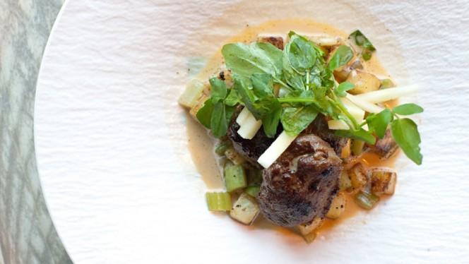 Suggestie van de chef - Restaurant M.e. (Mother earth), Amsterdam