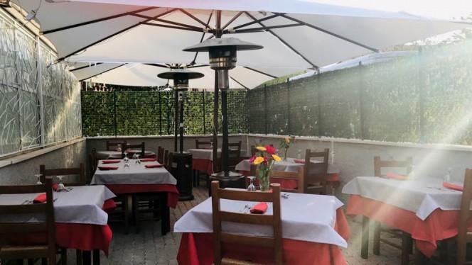 Terrazza - Il Datterino di via Recanati, Rome