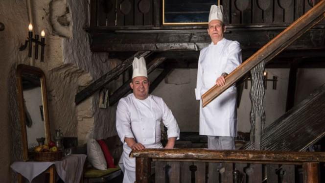 Chefs - Restaurant Le Museum, Montreux