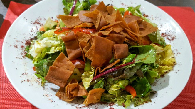 Suggestion de plat - Le Grim'o, Marsiglia