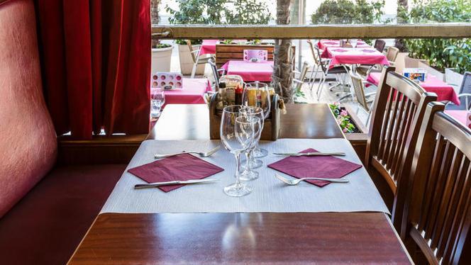 Table dressée - Bagatelle Genève, Genève