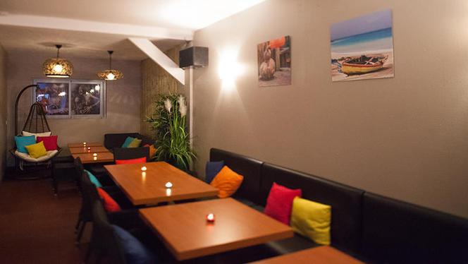 Salle du restaurant - Calabash, Bordeaux