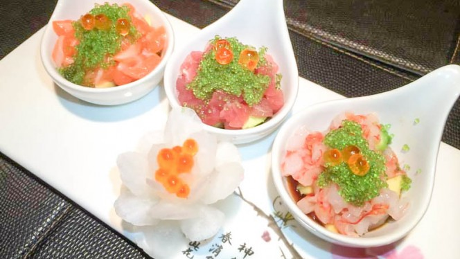 Degustazione mista - Ristorante Giapponese Yuan, Bresso