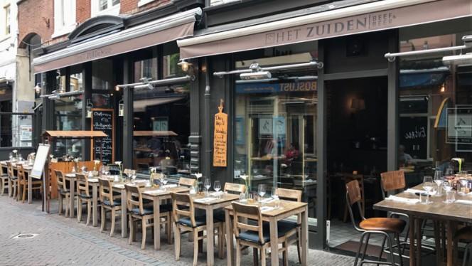 Terras - Het Zuiden Fish&Wine - Steak&Beer, Utrecht