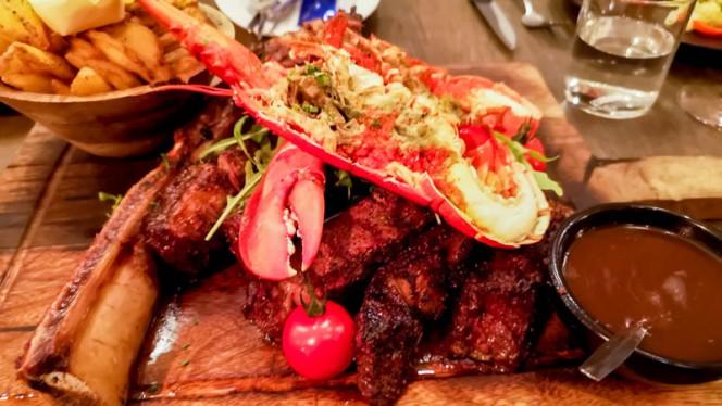 Tomahawk & Lobster - Het Zuiden Fish&Wine - Steak&Beer, Utrecht
